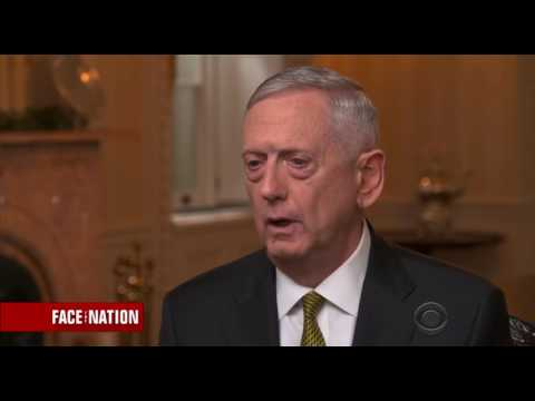 BEASTMODE: James Mattis: I keep other people awake at night