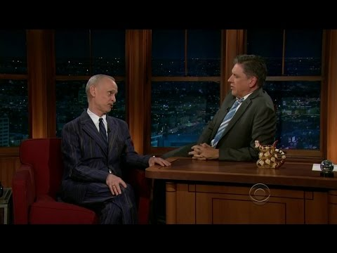 Late Late Show with Craig Ferguson 2/24/2012 John Waters, Jennifer Carpenter