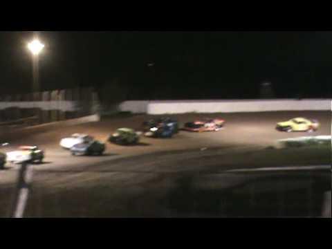 4-3-10 Mini Stock Main Event-Marysville Raceway Park