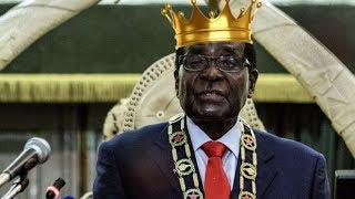 Так заканчивается династия царей: конец эпохи Мугабе