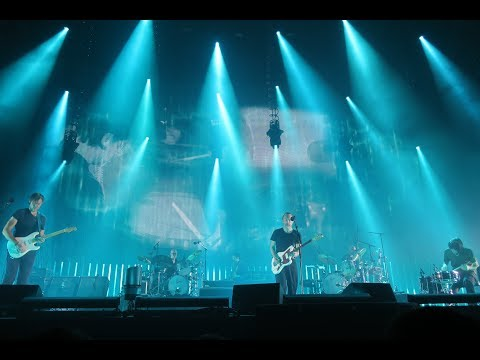 4K - Radiohead - Live at Madison Square Garden - New York, NY 07/10/2018
