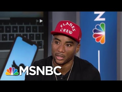 Charlamagne Tha God: We're Experiencing Fascism In America