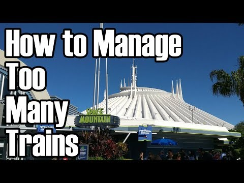 Roller Coaster Safety: How to Manage Too Many Trains at Once