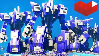 Planetary Annihilation: TITANS Gameplay | Sci Fi Fridays With YouTube Gaming!
