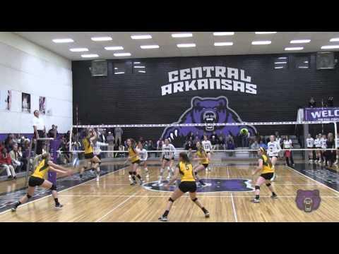 Volleyball: Southeastern Louisiana Highlights