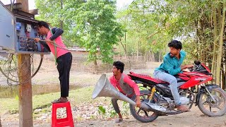 Best Amazing Funny Comedy Video 2021 Must Watch Full entertainment Video | Bindas Fun Masti