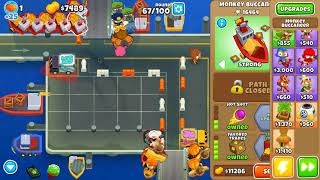 Gambar cover Bloons TD 6 - Cargo - Impoppable - No Continues and Powers (11.0 patch)