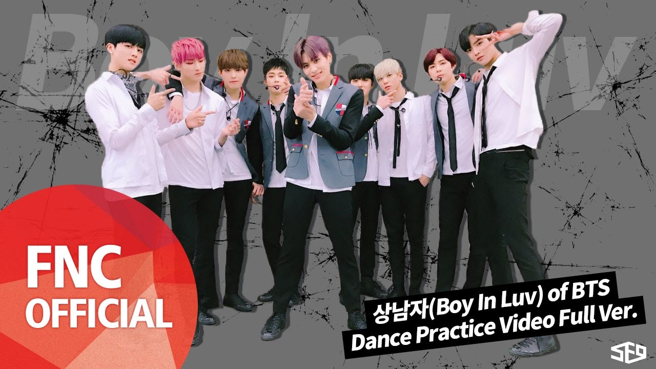 We are in luv with SF9's cover of BTS' 'Boys in Luv' | SBS