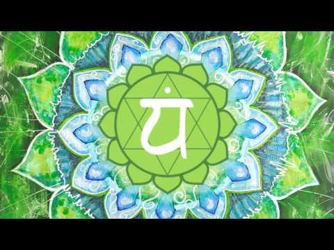 Celtic Meditation Music for Heart Chakra Healing  [ Anahata ]