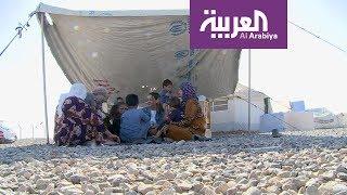 اللاجئون في رمضان .. سوسن قتل زوجها أمامها وأمام أبنائها