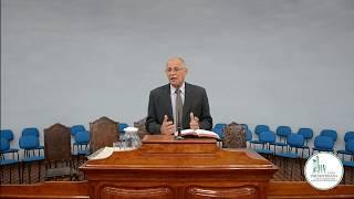 Culto da manhã - Rev. Paulo Martins Silva - 03/05/2020