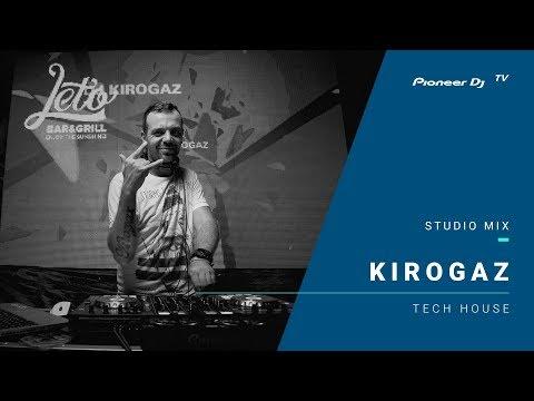 KIROGAZ /tech house/ @ Pioneer DJ TV   Moscow