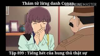 Conan -Tập 899 : Tiếng hét của hung thủ thật sự