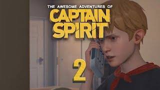 The Awesome Adventures of Captain Spirit - No Commentary [2/4]