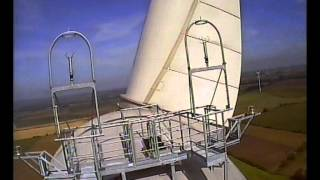 Biggest Wind Turbine: Enercon E-126, FPV RC Helicopter Epic Win Fly Fail Aerial Best Heli muni86 3D