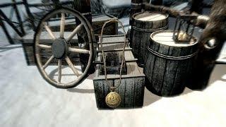 The Elder Scrolls V: Skyrim. Кулон Восточной имперской компании (10). Прохождение от SAFa