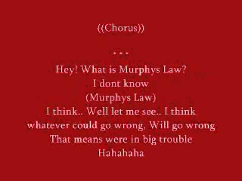 How to break Murphy's Law