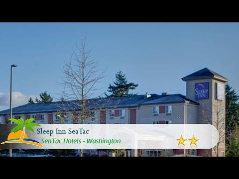 Sleep Inn SeaTac - SeaTac Hotels, Washington