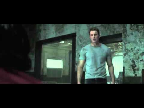 Captain America Civil War trailer #1...