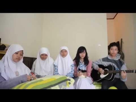 LASKAR PELANGI cover by Fun Group