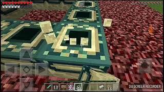 Minecraft pocket edition - elytra parkur