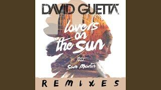 Lovers on the Sun (feat. Sam Martin) (Showtek Remix)