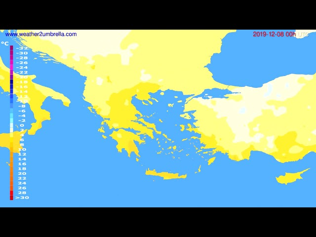 <span class='as_h2'><a href='https://webtv.eklogika.gr/' target='_blank' title='Temperature forecast Greece // modelrun: 00h UTC 2019-12-07'>Temperature forecast Greece // modelrun: 00h UTC 2019-12-07</a></span>