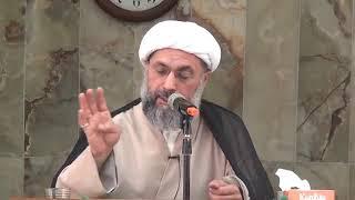 الشيخ عبدالله دشتي - إحتجاج أمير المؤمنين عليه السلام