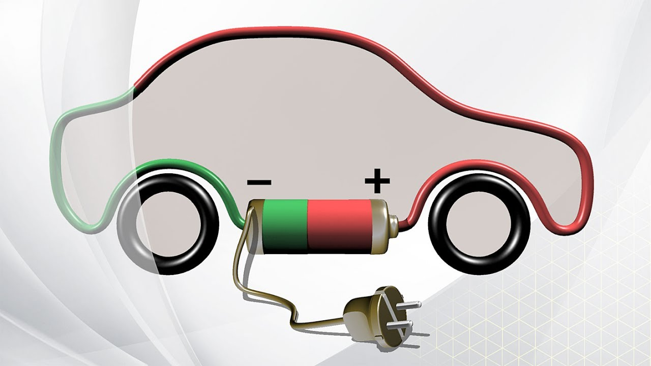 E-Mobilität: Mit dem Elektroauto quer durch Deutschland - YouTube