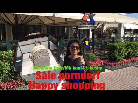 Michael Korz Haul/shopoping Parndorf Outlet Austria