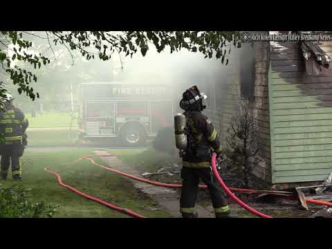 (Steel City) Lower Saucon Twp House Fire 9/24/18