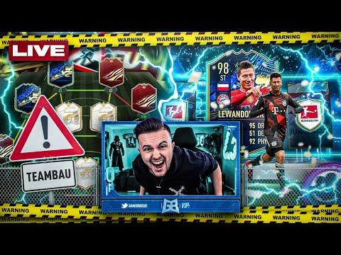 FIFA 21: XXL SBC BUNDESLIGA TOTS Packs + ICON Pack + MENÜ 🔥 WL TeamBau für Gold 3