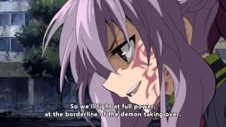 Owari no Seraph - Noble Vampires Scene クローリー・ユースフォード 検索動画 18