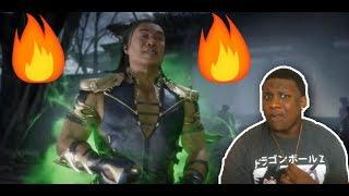 THAT FATAL BLOW !! Mortal Kombat 11 Official Shang Tsung Gameplay Trailer REACTION