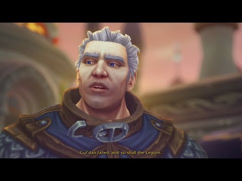 The Story of The Legionfall Campaign [Lore]