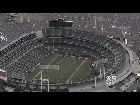 Report: Raiders Line Up Stadium Financing Through Bank Of America