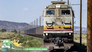 Swansong of the Black Mesa and Lake Powell Railroad