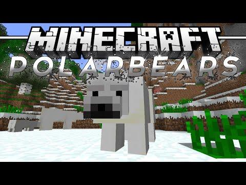Minecraft Short Movies: Eating Polar Bears?