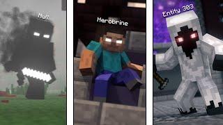 Minecraft And Its Famous Creepypastas