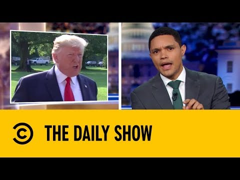 Democrats Criticise Donald Trump For His Inaction On Gun Control | The Daily Show with Trevor Noah