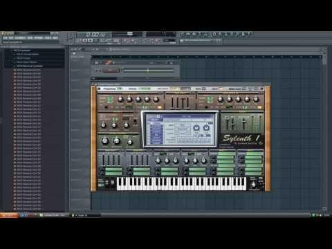 Sylenth1 : Sound Tutorial #14 - C64 Arpeggiator [Deutsch]