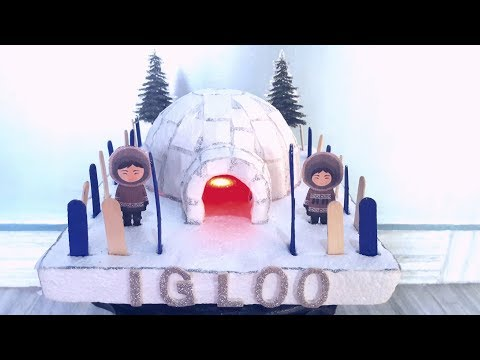 IGLOO model for school competition/ project/activity