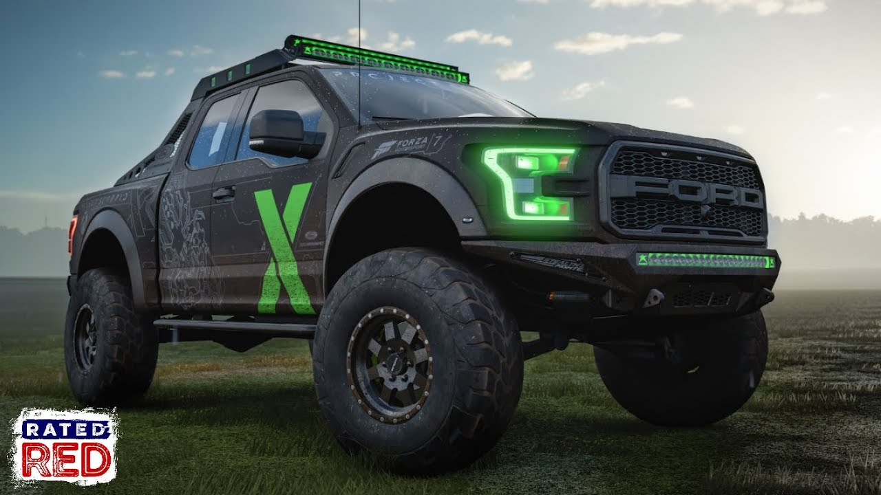 Ford and Xbox Have Combined Two of Our Favorite Things in This F-150 Raptor