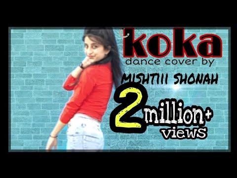Koka | Khandaani Shafakhana | Sonakshi Sinha, Badshah,Varun S | Dance Cover By Mishtiii Shonah ❤