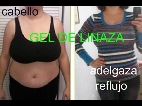 Cómo Adelgazar con Gel de Linaza: Gastritis, Cabello, Piel, Digestión, Acne, Acidez