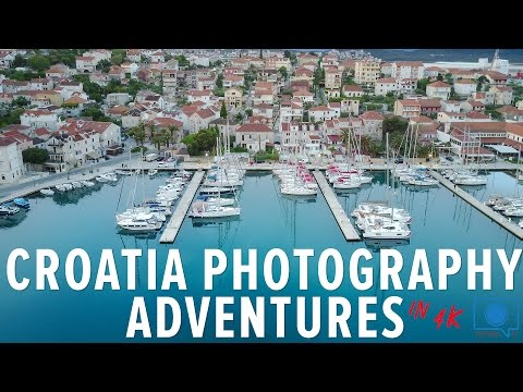 Croatia Photography Adventure - Hvar, Vis, Brač and more by boat, drone and moped