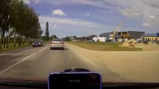 Отпуск в Прибалтике 2 ! Дорога в Палангу (Литва)