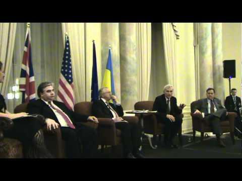 """CUF """"Ukraine At The Crossroads"""" """"Quo Vadis Ukraine?"""" Part 2"""