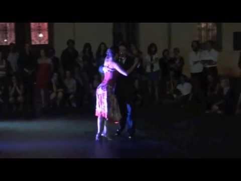 MILONGA DU MUSÉE (MdM) D1 / Maria Emilia Bassin & Juan Pablo Valdebenito / 12.06.13 MONTPELLIER