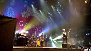 Garbage - Live in Moscow 17.11.2016 (Full concert at YotaSpace) «Strange Little Birds»